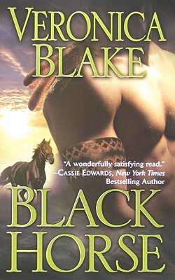 Black Horse (Leisure Historical Romance), Veronica Blake