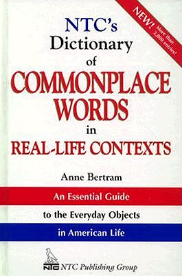 Image for Ntc's Dictionary of Commonplace Words