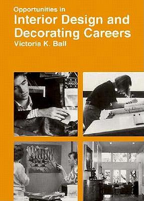 Image for Opportunities in Interior Design and Decorating Careers