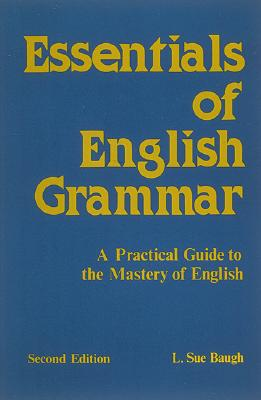 Image for Essentials of English Grammar