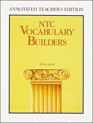 Image for NTC Vocabulary Builders, Yellow Book