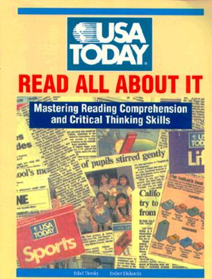 Image for USA Today: Read All About It : Mastering Reading Comprehension and Critical Thinking Skills