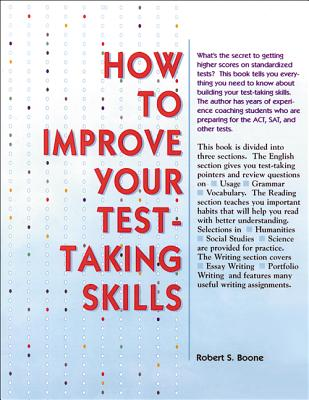 Image for How to Improve Your Test-Taking Skills