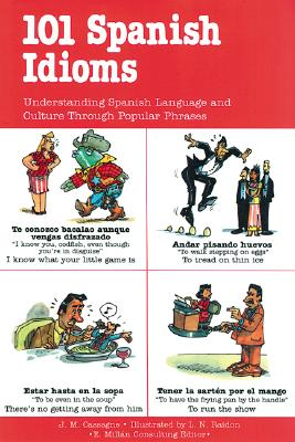 Image for 101 Spanish Idioms