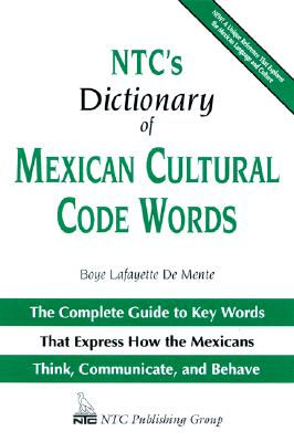 Image for NTC's Dictionary of Mexican Cultural Code Words