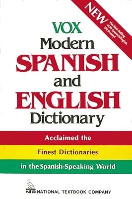 Image for Vox Modern Spanish and English Dictionary (Vinyl cover) (VOX Dictionary Series)