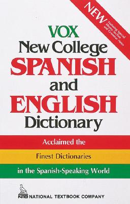 Image for Vox New College Spanish and English Dictionary