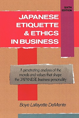 Image for JAPANESE ETIQUETTE & ETHICS IN BUSINESS