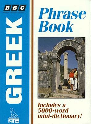 Image for Bbc Greek Phrase Book (Bbc Phrase Books) (English and Greek Edition)