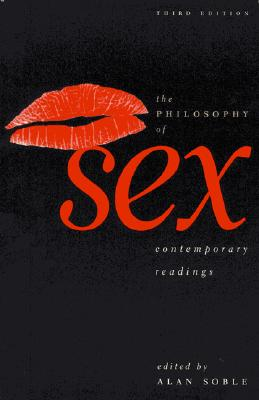 "Image for ""The Philosophy of Sex, Third Edition: Contemporary  Readings"""