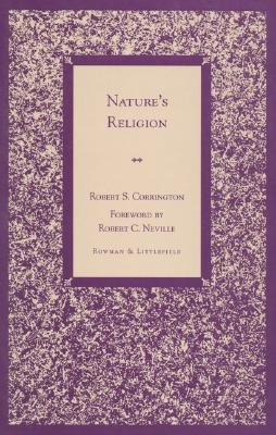Image for Nature's Religion