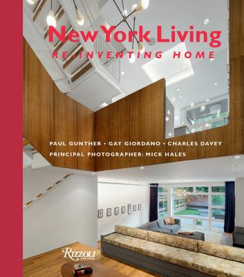Image for NEW YORK LIVING: RE-INVENTING HOME