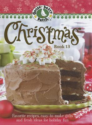 Image for Gooseberry Patch Christmas Book 13: Recipes, Projects, and Gift Ideas
