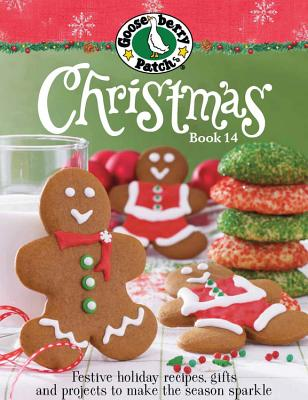 Image for Gooseberry Patch Christmas Book 14: Festive holiday recipes, gifts and projects to make the season sparkle