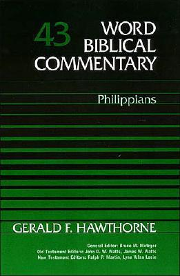 Image for Philippians (Word Biblical Commentary Vol. 43)