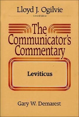 Image for Leviticus (COMMUNICATOR'S COMMENTARY OT)