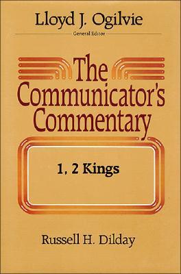 Image for Communicator's Commentary: 1, 2 Kings (Communicator's Commentary Ot)