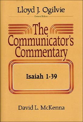 Image for Isaiah 1-39 (Communicator's Commentary Ot)