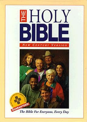 Image for The Holy Bible: New Century Version Genuine Leather-Burgundy