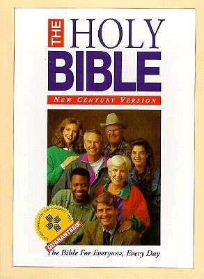 Image for Holy Bible, New Century Version: Burgundy Leatherflex