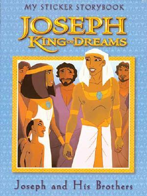 "Image for ""Joseph, King of Dreams: My Sticker Storybook"""