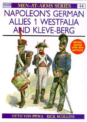 Image for Napoleon's German Allies (1): Westfalia and Kleve-Berg
