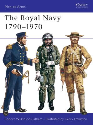 Image for The Royal Navy 1790-1970
