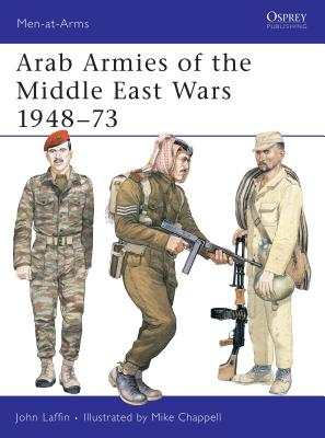 Image for ARAB ARMIES OF THE MIDDLE EAST WARS 1948-73