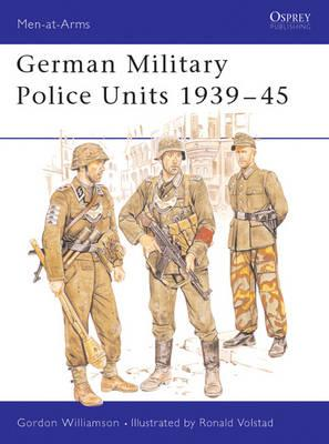 Image for German Military Police Units 1939-45
