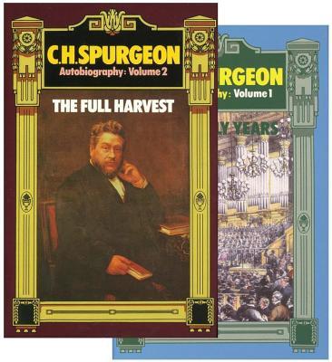 Image for Charles Spurgeon Autobiography: 2 Volume Set