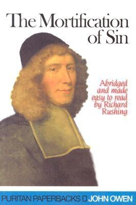 Image for The Mortification of Sin (Puritan Paperbacks)