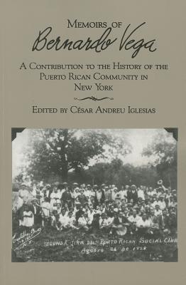 Image for Memoirs of Bernardo Vega