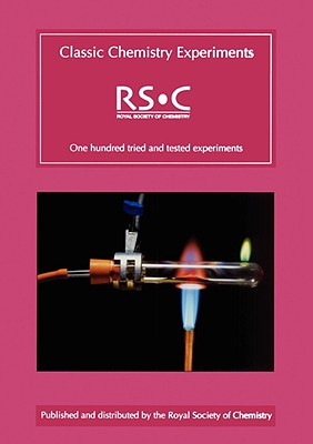 Classic Chemistry Experiments, Hutchings, Kevin; Osborne, Colin