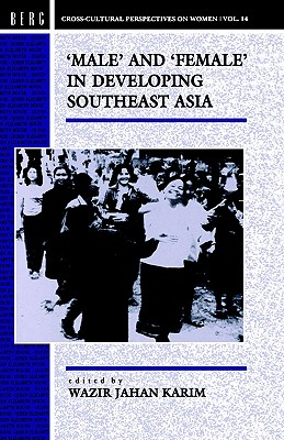 Image for Male and Female in Developing South-East Asia (Cross-Cultural Perspectives on Women)