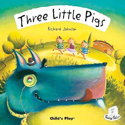 Image for Three Little Pigs (flip up fairy tales)