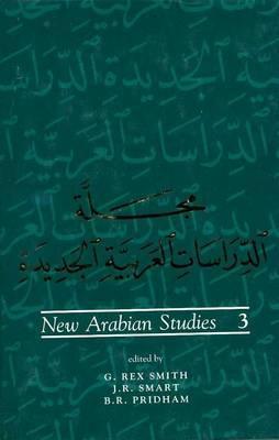 Image for New Arabian Studies Volume 3 (Volume 3)
