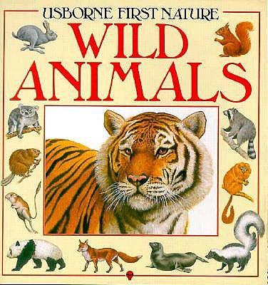 Usborne First Nature: Wild Animals, Cork, Barbara
