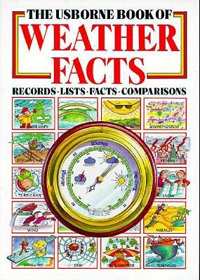 Image for Usborne Book of Weather Facts (Usborne Facts & Lists)