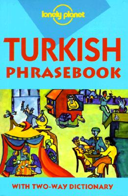 Image for Lonely Planet Turkish Phrasebook (Phrasebook Series)