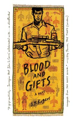 Image for Blood and Gifts: A Play
