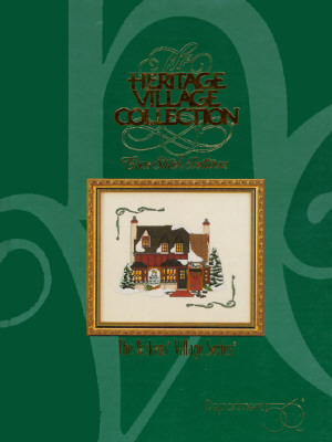 Image for The Dickens' Village Series: Cross Stitch Patterns