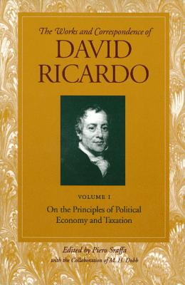 Image for On the Principles of Political Economy and Taxation (The Works and Correspondence of David Ricardo)