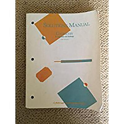 Image for McDougal Littell Solutions Manual for Geometry for Enjoyment and Challenge, New Edition