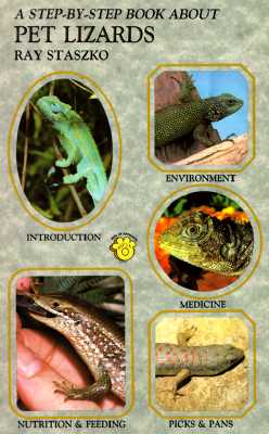 Image for Step by Step Book About Pet Lizards (Step By Step Book About Series)