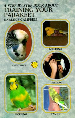 Image for Step by Step Book About Training Your Parakeet