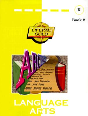 Image for Lifepac Language Arts K Student Book 2