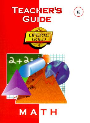 Image for Lifepac Math K Teacher's Guide