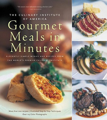 Image for GOURMET MEALS IN MINUTES