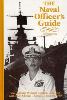 Image for The Naval Officer's Guide : Tenth  Edition
