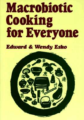 Image for Macrobiotic Cooking for Everyone